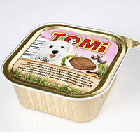 TOMi МЯСО ЯГНЕНОК (veal, lamb) консервы корм для собак, паштет.Вес 150гр.