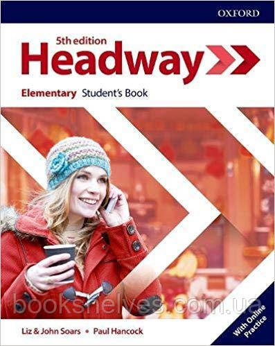 Учебник New Headway 5th Edition Elementary Student's Book