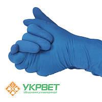 Перчатки латексные повышенного риска SafeTouch® Megapower без пудры