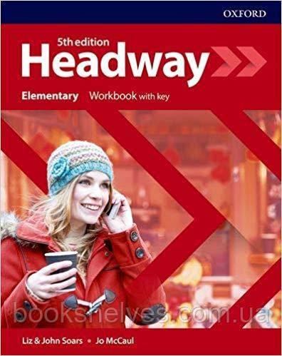 New Headway 5th Edition Elementary WorkBook