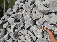 Бутовий камінь сірий