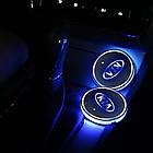 Підсвічування підсклянника з логотипом автомобіля KIA, фото 2
