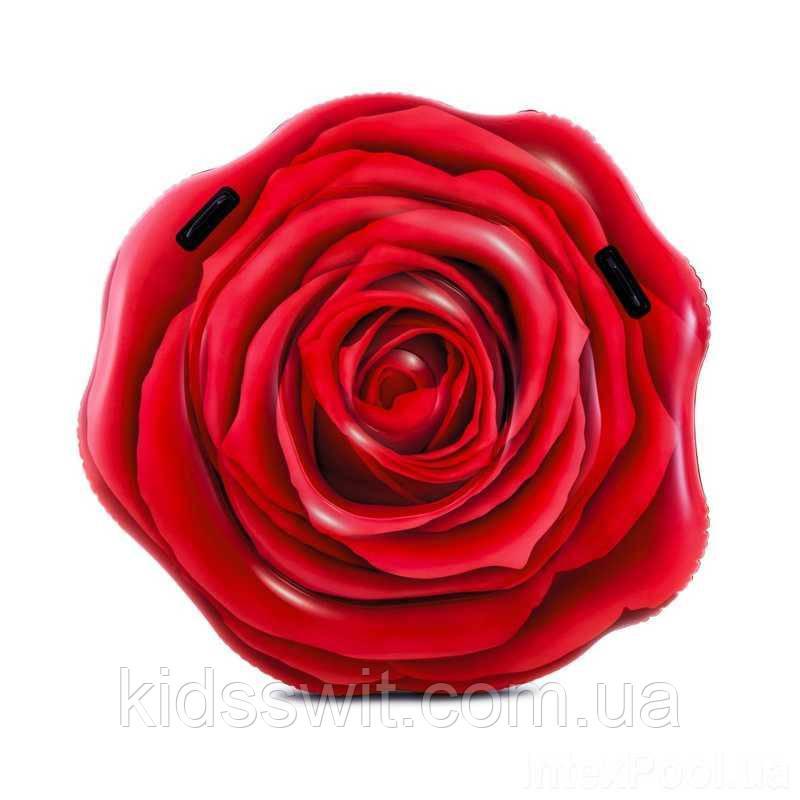 "Intex Матрас 58783 EU  ""Роза"" размер 137х132см, от 6-ти лет"