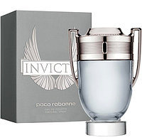 Мужской парфюм Paco Rabanne Invictus 100 ml мужская туалетная вода Пако Рабан Инвиктус мужские духи