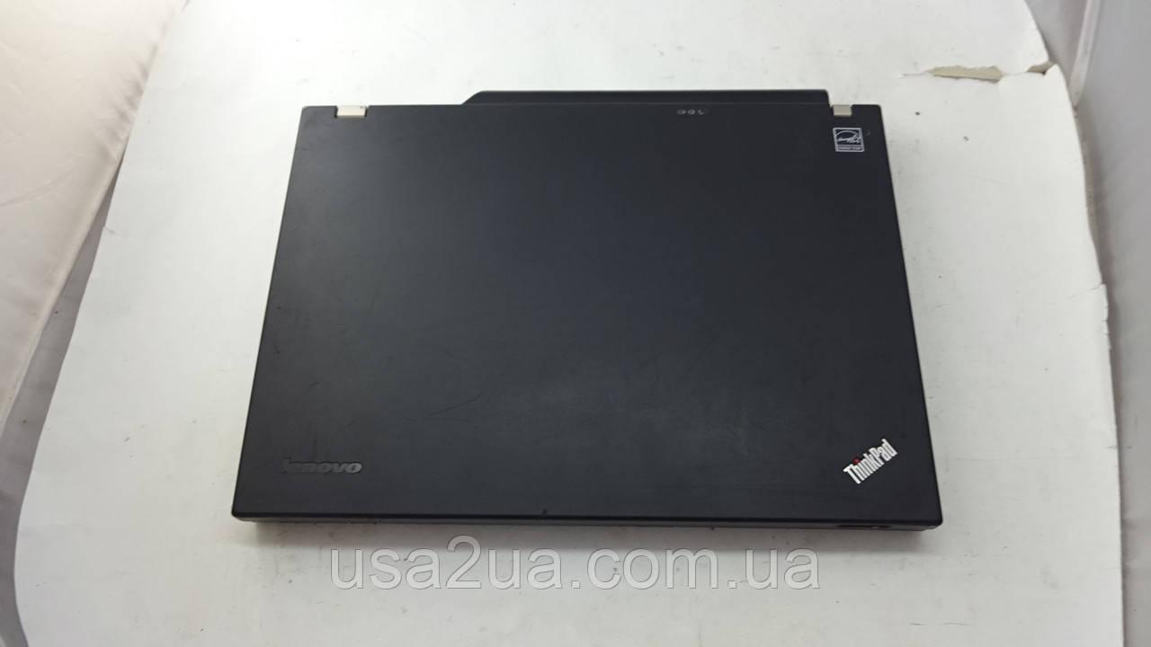Ноутбук Lenovo T400 Core 2 duo 500Gb 2Gb DDR3 WEB Кредит Гарантия Доставка