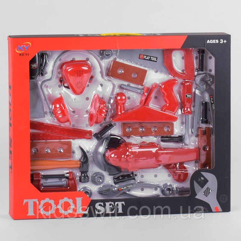 Набор инструментов KY 1068-014 в коробке
