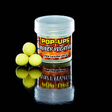 Поп Ап Pop-Ups Fluro Honey Yucatan (Мед Юкатан) 12mm/10pc