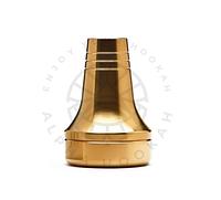 Мелассоуловитель для кальяну Alpha Hookah Catcher XR Gold (Кетчер Альфа Хука для Model S) уловлювач меляси, фото 1