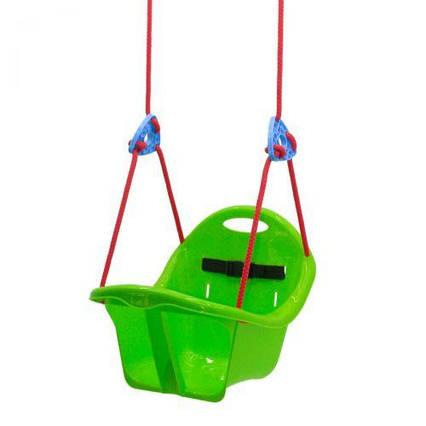 "Качели ""Аист"", зеленый 5378"
