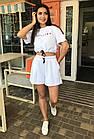 Спортивный костюм женский NOBILITAS 42 - 48 малиновый трикотаж (арт. 21019), фото 5