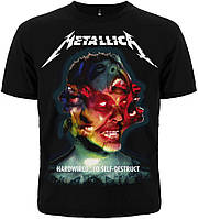 "Футболка  Metallica ""Hardwired...To Self-Destruct"" MK2"