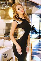 Женственное вечернее платье (Хилари lzn), фото 3