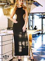 Женственное вечернее платье (Хилари lzn)