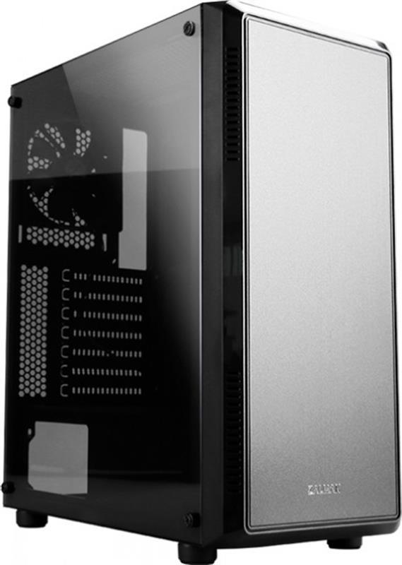 Корпус Zalman ZM-S4 Black без БЖ