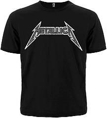 Футболка Metallica (star logo), Размер S