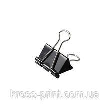 Биндер Axent 4402-A, 25 мм, 12 штук, черный