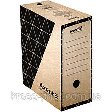 Бокс архівний Axent 1733-00-A 150 мм, крафт