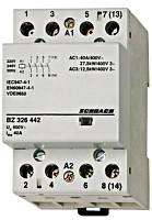Контактор модульный BZ  40А 4НО 24В AC Schrack