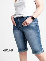 Шорты джинсовые стрейч