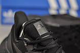 Стильні кросівки Adidas/Адідас X9000L4 Black, фото 3