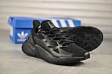 Стильные кроссовки Adidas/Адидас X9000L4 Black, фото 6