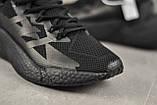 Стильні кросівки Adidas/Адідас X9000L4 Black, фото 5