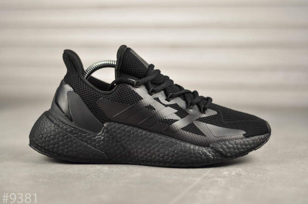 Стильные кроссовки Adidas/Адидас X9000L4 Black