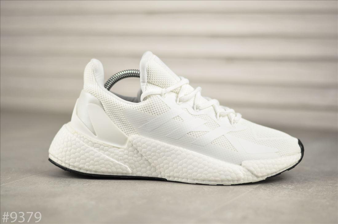 Стильные кроссовки Adidas/Адидас X9000L4 White