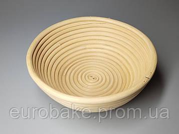 Корзины для расстойки теста круглой формы на 0,5 кг хлеба