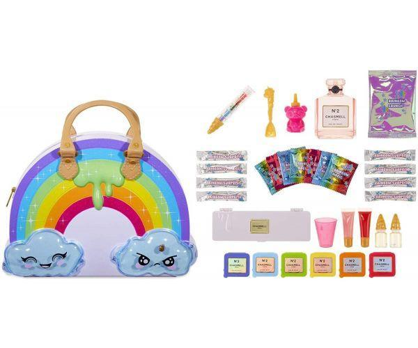 Пупси Слайм Радужная сумка для слаймов Poopsie Chasmell Rainbow Slime MGA Оригинал Америка Радуга
