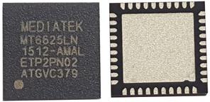 Мікросхема MT6625LN Meizu M2 Note, Meizu M2, Meizu M3 Note