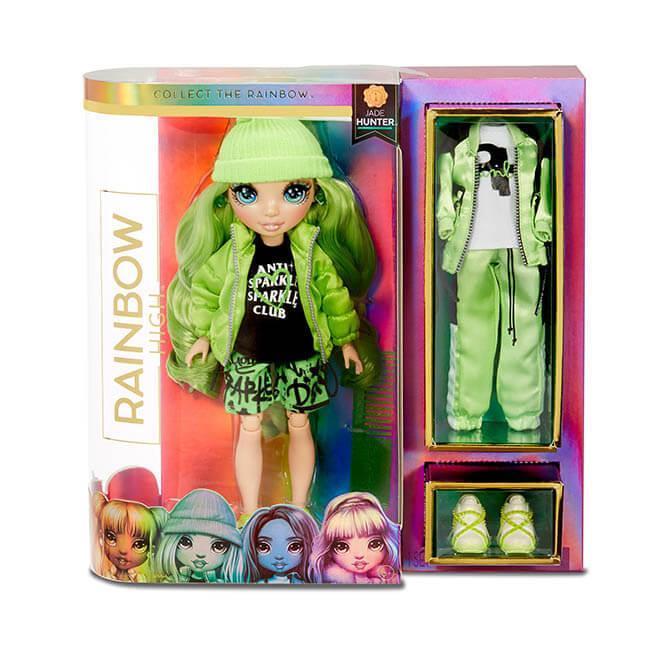 Кукла Rainbow High Скайлер с аксессуарами / Rainbow Surprise Rainbow High Skyler Bradshaw