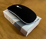 Беспроводная мышь, Bluetooth + USB Wireless, с подсветкой, бесшумная, с аккумулятором, блютуз мышка, фото 2