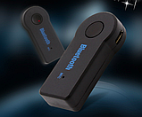 Адаптер Bluetooth AUX 3.5 мм, ресивер, блютуз приймач, bluetooth адаптер автомобільний, фото 5