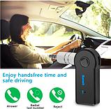 Адаптер Bluetooth AUX 3.5 мм, ресивер, блютуз приймач, bluetooth адаптер автомобільний, фото 7