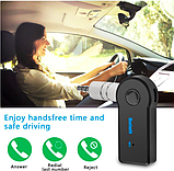 Bluetooth AUX Адаптер 3.5 мм, ресивер, блютуз приемник, автомобильный bluetooth адаптер, фото 7