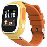 Дитячі розумні смарт годинник Q90 c GPS Smart Baby Watch з прослуховуванням сім картою Годинник-телефон для дітей з трекером, фото 7