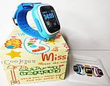 Дитячі розумні смарт годинник Q90 c GPS Smart Baby Watch з прослуховуванням сім картою Годинник-телефон для дітей з трекером, фото 2