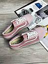 Жіночі Кеди Vans Old Skool, рожеві, фото 4