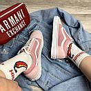 Жіночі Кеди Vans Old Skool, рожеві, фото 7