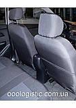 Авточехлы Ника на Mazda CX-5 2013-2017 (3 части) Nika Мазда, фото 7