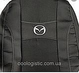 Авточехлы Ника на Mazda CX-5 2013-2017 (3 части) Nika Мазда, фото 3