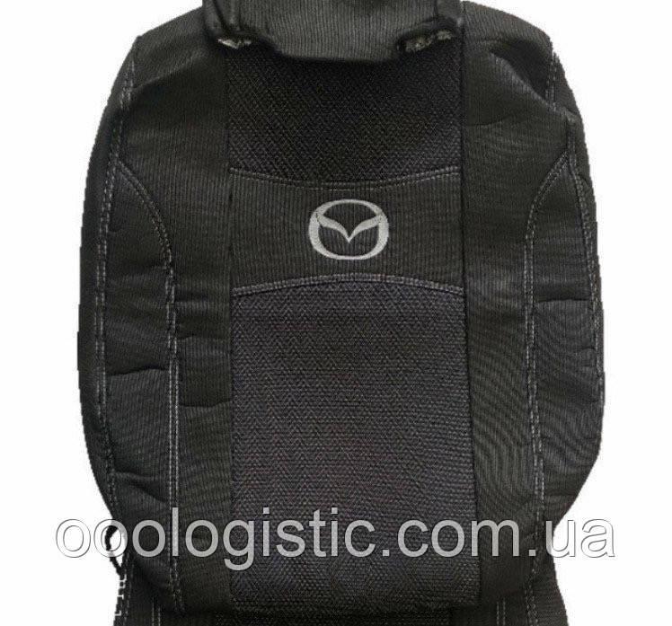 Авточехлы Mazda 6 GG 2002-2008 Nika Мазда 6