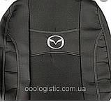 Авточехлы Mazda 6 GG 2002-2008 Nika Мазда 6, фото 3