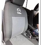 Авточехлы Mazda 6 GG 2002-2008 Nika Мазда 6, фото 9