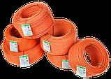 Кабель ПВС нг 3х1,5 мм² СКЗ оранжевый (100% ГОСТ) медь СЕРТИФИКАТ, фото 5