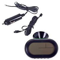 Термометр внутр. наруж./часы/подсветка VST 7009V (VST-7009V)