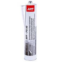 APP Герметик APP PU 50 310ml, белый (040301)