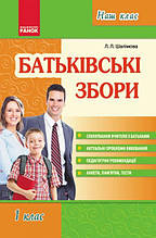 Батьківські збори 1 клас Шалімова Л. Ранок