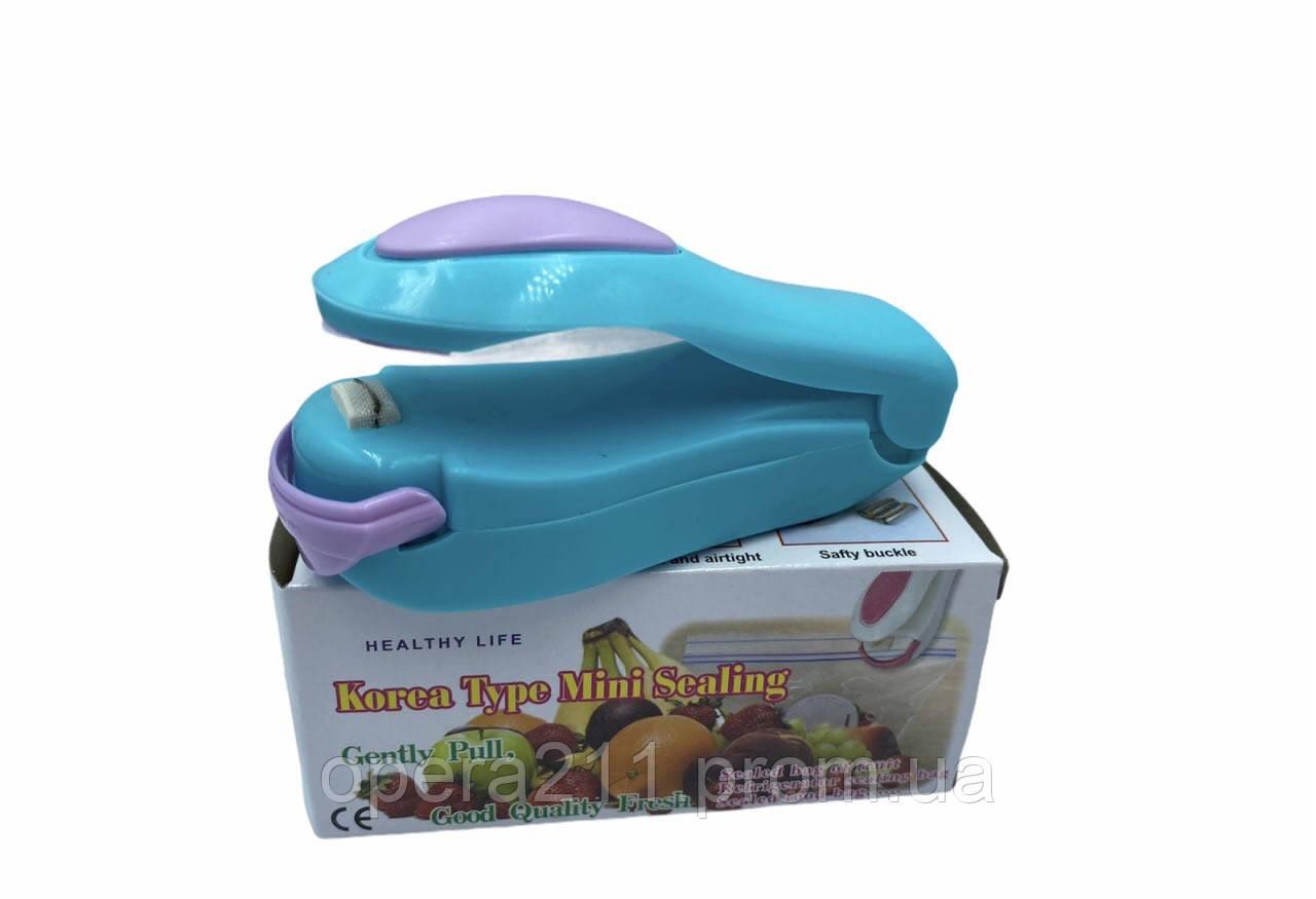 Міні-вакуумний пакувальник MINI VACCUM SEALER ((замовлення від 10шт)) / ART-0348 (200шт)
